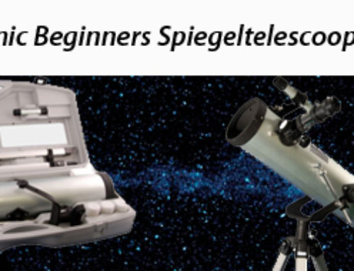 Byomic Beginners Spiegeltelescoop 76/700 in Koffer